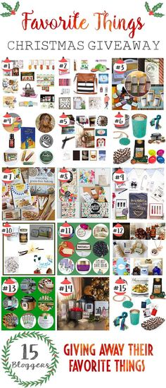 Are you looking for a fun holiday gift you can give a friend or family member? Check out a few of my favorite products and maybe you'll get some good ideas!