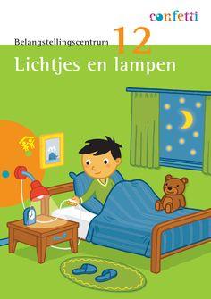 Confetti - Thema Kerst - Lichtjes en lampen - gratis downloads -  liedjes en versjes -  peuterklas - 1e kleuterklas