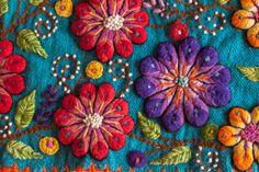 Peru embroidery