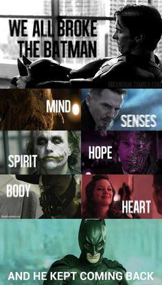 Photo of the Batman Trilogy (Screams EPICNESS!) - Imgur