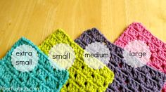Free #crochet dishcloth pattern from @Jenn L / Fiber Flux