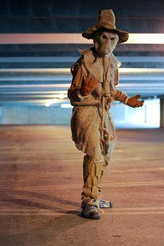 David Scarecrow Cosplay by jagged-eye.deviantart.com aka David MacKenzie www.DMacstudios.com