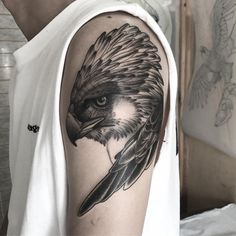 philippine eagle etsy tattoo ideas pinterest philippine rh pinterest com Filipino Tribal Warrior Tattoos philippine eagle tattoo meaning
