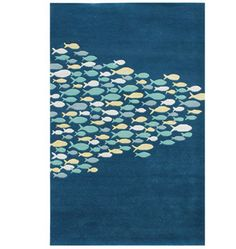 area rug - Wayfair Coastal decor