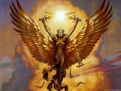 Eve Is One: Angels of Dominion, Change, Create, Love