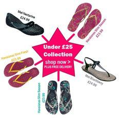 Summer shoes Under £25