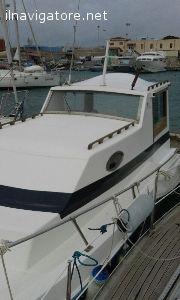 #MOTORE #SBARCATO E #RIFATTO ORE 0 - SCAFO #RINFORZATO DA #CANTIERE -  #VISIBILE A #CIVITAVECCHIA TEL #3494756698 ... #annunci #nautica #barche #ilnavigatore