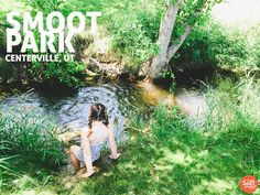 Smoot Park | Adventurin' | The Salt Project | Things to do in Utah with kids