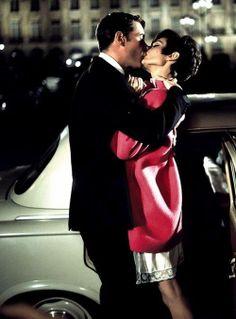 "Audrey Hepburn & Peter O'Toole en ""How To Steal A Million"" / "" Como robar en un millon y ..."""