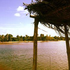 Ponta do Mutá - Barra Grande - Bahia - Brasil