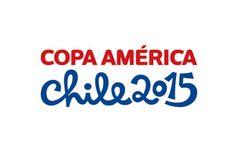 Logotipo Copa América Chile 2015