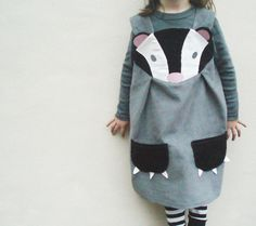 Badger dress!