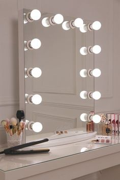 11 Best Mirror Images Mirror Mirror With Lights Led