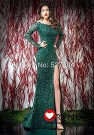 modelos de vestidos longos de manga comprida - Pesquisa Google