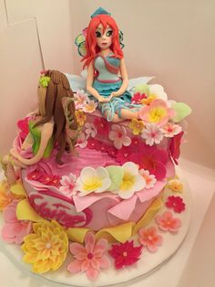 birthday decoration pictures winx cake cakes and cupcakes for birthday 10106