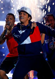 Bruno Mars Announces Epic '24k Magic' World Tour: Is He Coming To YourTown?