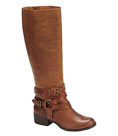 """Gianni Bini Raegan Riding Boots in """"dark amber color"""" size Bling Shoes, Shoes Heels Boots, Boots Of Spanish Leather, Gianni Bini Shoes, Dillards, Passion For Fashion, Riding Boots, Shoe Bag, My Style"""