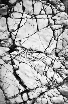 The linear and refined cracks within cracks would be a beautiful print - a background layer?
