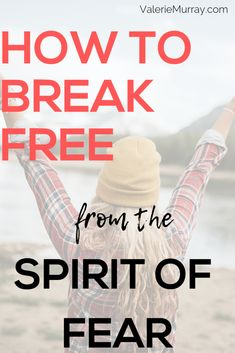 How To Break Free From the Spirit of Fear - Cord of 6 Does fear have a hold on you? Learn 10 ways to break free from the spirit of fear. Christian Marriage, Christian Faith, Christian Living, Christian Women, Stir Up The Gift, Spirit Of Fear, Holy Spirit, Facing Fear, How He Loves Us