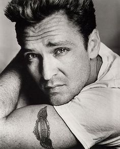 Michael Madsen ... double m ... i love him to pieces, and he's a poet