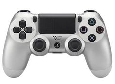 PlayStation 4 DualShock Controller Silver (PS4)