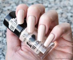 essence - I ♥ trends The Porcelains nailpolish - truely mine  #essence #nailpolish #bblogger #nagellack #porcelain