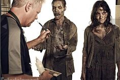 The Walking Dead knows how it's done.  I would love to be able to do this!!!