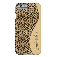 Girly Leopard Monogram iPhone 6 case http://www.zazzle.com/girly_leopard_monogram_iphone_6_case-256294138394144313?rf=238675983783752015