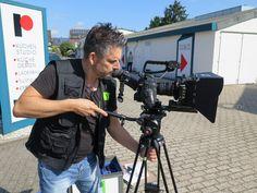 At work...   #Video #Film #Videoproduktion #Filmproduktion #Videomarketing #Wuppertal #NRW