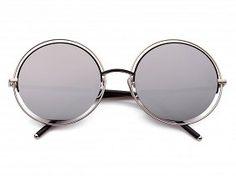 Okrągłe okulary przeciwsłoneczne lenonki 1939