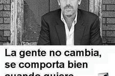 Dr Gregory House - Castellano - 5 Frases