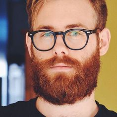 ginger men & lifestyle : the place for ginger men lovers. Ginger Men, Ginger Beard, Ginger Snaps, Mens Facial, Facial Hair, Beard Styles For Men, Hair And Beard Styles, Moustaches, Red Hair Men