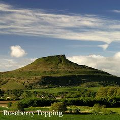 Roseberry Topping    Climbed this many times when we lived in Guisborough. Would love to go back!
