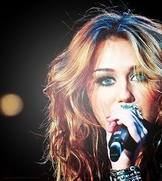 I have always loved Miley Cyrus, she might've done some things, but she's still a lyrical genius and an amazing singer/performer in my opinon.
