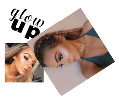 """GLOW UP CONTEST"" by na-keepetersonmarie ❤ liked on Polyvore featuring beauty"