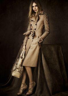 Burberry Prorsum Regent Street collection A/W '12