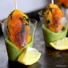 Cocktail Idli Kebab