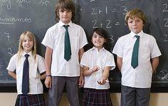 Uniforme od septembra u sto škola - PRess Serbia School Wear, School Boy, School Children, Middle School, High School, Outfits For Teens, Casual Outfits, Cute Outfits, Dress Code