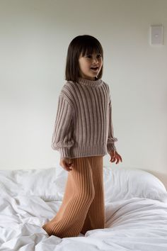 Quality, fully fashioned ribbed knitwear for babies and children. Gender neutral, classic styles for sustainability and a long garment life. Shop this range at sunnastudios.co - Based in NZ, shipping worldwide Organic Baby, Organic Cotton, Made Clothing, Gender Neutral, Sustainability, Classic Style, Knitwear, Turtle Neck, Range