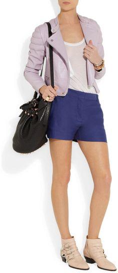 37 Best Purple Leather Jacket Images Purple Leather