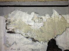 Cabeza de Nube acrílico sobre lino 2013