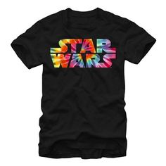 STAR WARS TIE DYE LOGO T-SHIRT