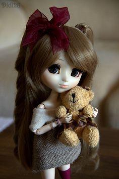 Charlotte (Pullip Mami Tomoe) | Flickr - Photo Sharing!