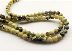 Serpentine Beads Serpentine Smooth Round Balls by gemsforjewels