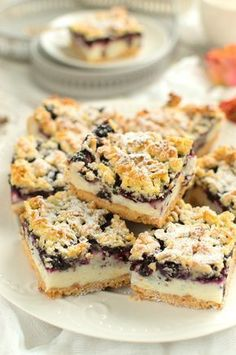 Polish Desserts, Polish Recipes, Polish Food, Cheesecake Recipes, Dessert Recipes, No Cook Meals, No Bake Cake, Baked Goods, Sweet Tooth