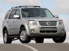 Mercury Mariner - Front Angle, 2008, 800x600, The car I currently drive and love