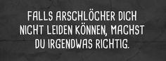#arschlöcher