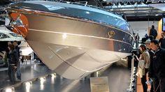Motorboote und Motoryachten auf der boot 2013 in Düsseldorf