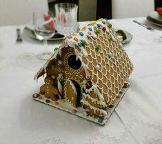 Casetta di pan di zenzero   Gingerbread House  G.N.