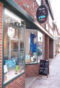 Art with a splash in Portsmouth, NH